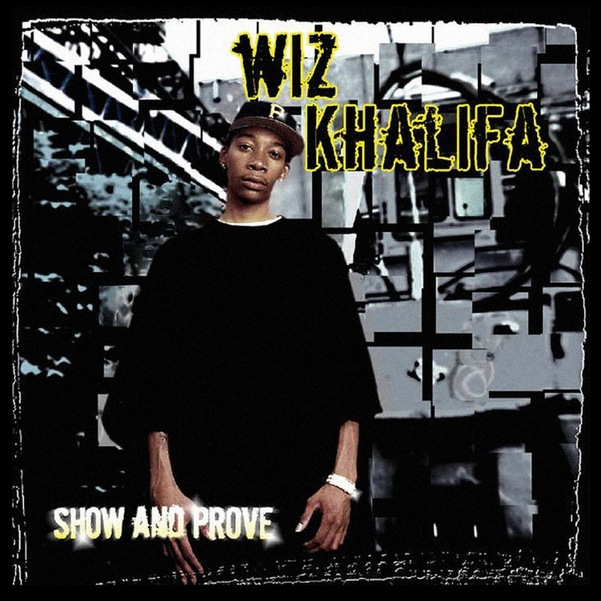 Cover Wiz Khalifa - Show And Prove (Explicit)